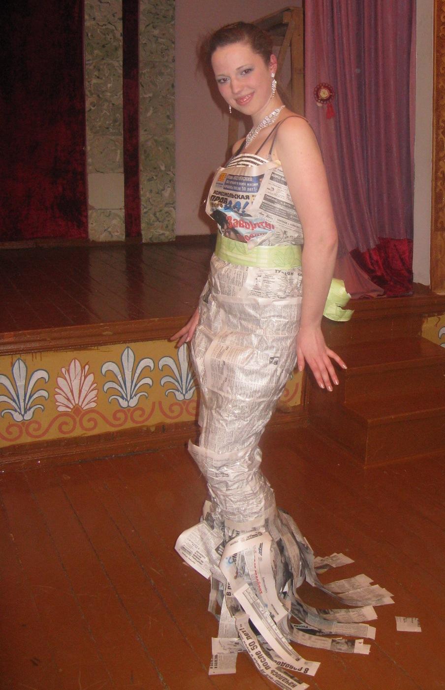 Визитка на конкурс мисс. платье своими руками на. как связать летнее вязано
